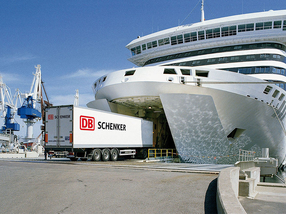 db schenker uptrend marketing